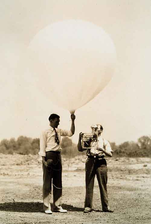 NOAA balloon guys - large